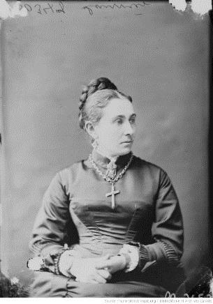 Madame Zoé Laurier, 1878 : [photographie]/William James Topley